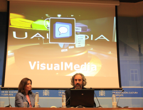 VisualMedia presented as a success story